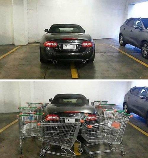 違法駐車に対する制裁の画像(34枚目)