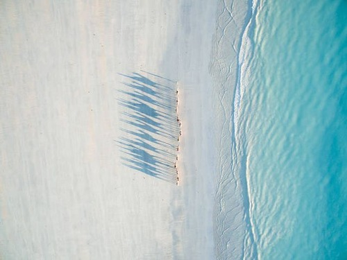 ドローンを使った空撮の画像(2枚目)