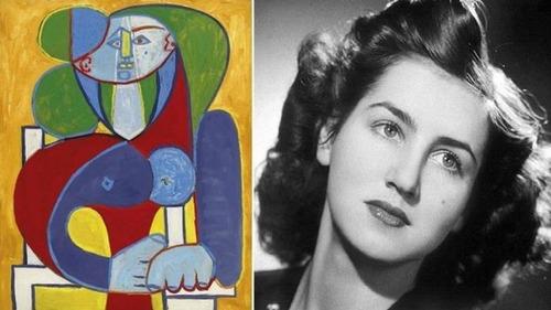 ピカソのモデルになった女性の画像(2枚目)