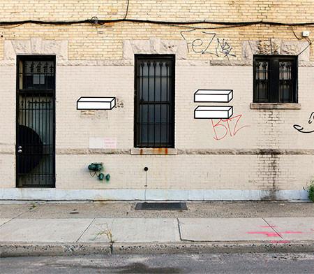 計算式にしているストリートアート03