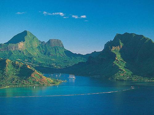 【画像】地上最後の楽園と呼ばれている「ボラボラ島」の絶景!の画像(12枚目)