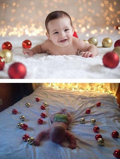 赤ちゃんとの記念撮影の理想と現実の画像(27枚目)