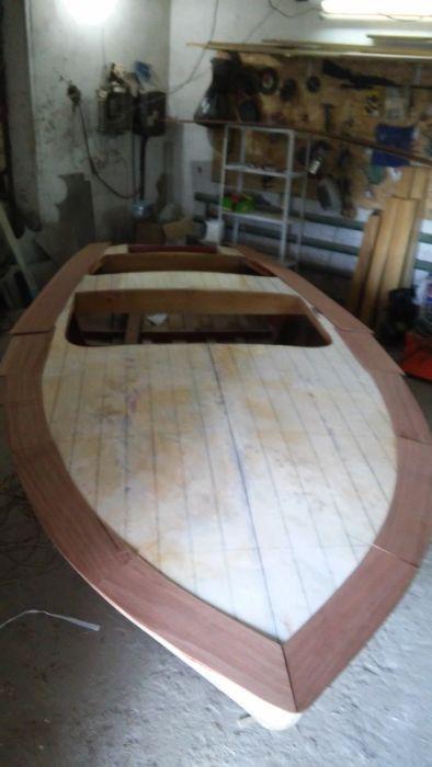 木製のボートの画像(14枚目)
