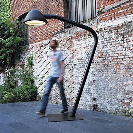 巨大なランプの照明04