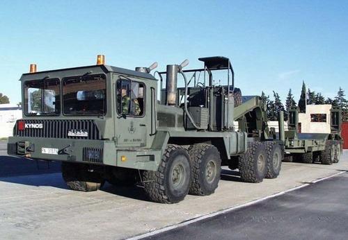 戦車が運べる超大型キャリアカーの画像(5枚目)