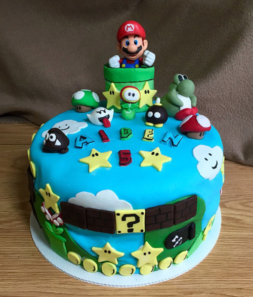 【画像】素晴らしすぎて食欲は起きないアートなケーキが凄い!!の画像(19枚目)