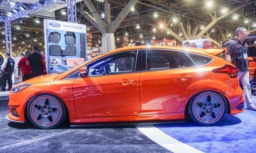 【画像】世界最大級の自動車のイベント『SEMA SHOW 2015』の自動車が凄まじい!!!の画像(49枚目)
