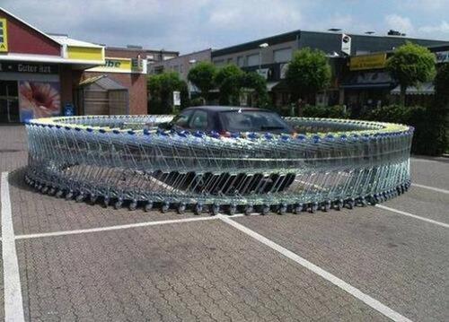 違法駐車に対する制裁の画像(5枚目)