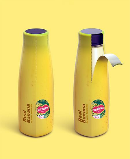 バナナのパッケージの画像(4枚目)