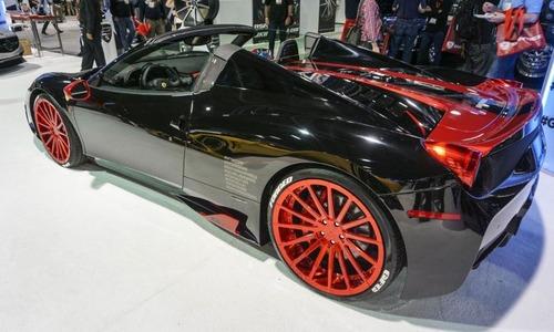 【画像】世界最大級の自動車のイベント『SEMA SHOW 2015』の自動車が凄まじい!!!の画像(22枚目)