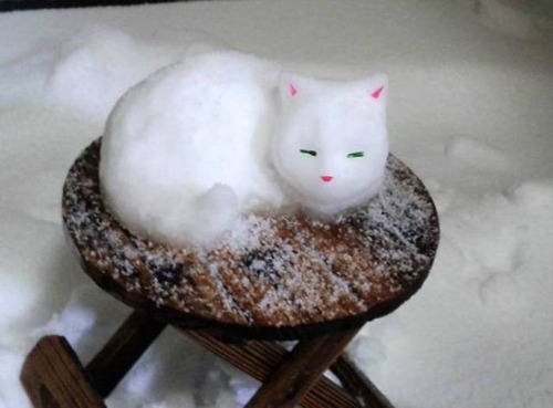 ハイクオリティな雪像の画像(31枚目)