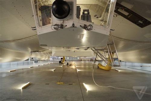 世界最大の飛行船「Airlander10」の画像(9枚目)