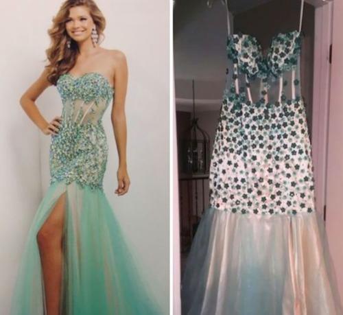 美しいドレスの商品写真の画像(13枚目)