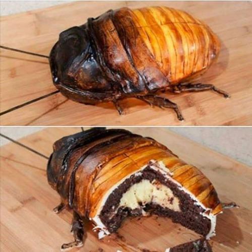 面白くて変わったケーキの画像(9枚目)