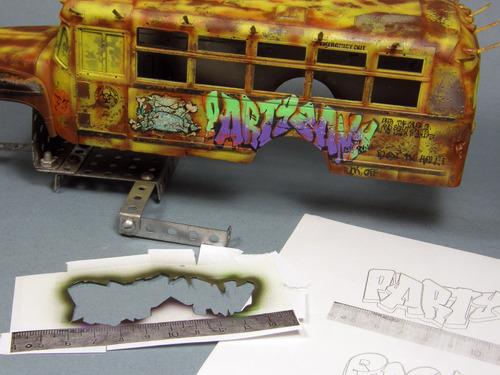 【画像】単なるバスのプラモでも超本気で作ると凄いことになるwwwの画像(26枚目)