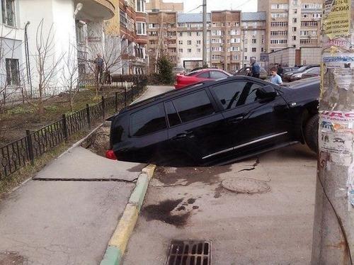悲惨すぎる自動車のトラブルの画像(24枚目)