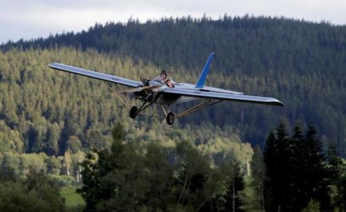 自作の飛行機で会社に通勤の画像(9枚目)