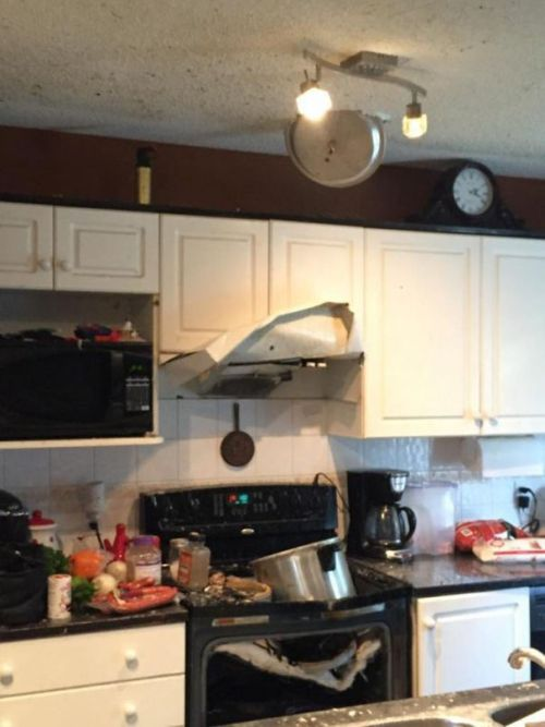 酷すぎる料理の失敗の画像(10枚目)