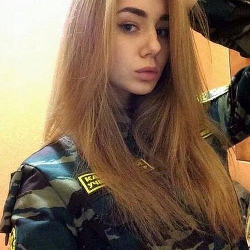 ロシアの婦警さんの画像(6枚目)