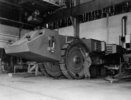 撤去は大変…昔の地雷処理戦車の画像の数々!!の画像(6枚目)
