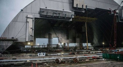 チェルノブイリの風景の画像(15枚目)