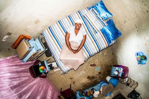 世界各国の人達のベッドルームの画像(28枚目)