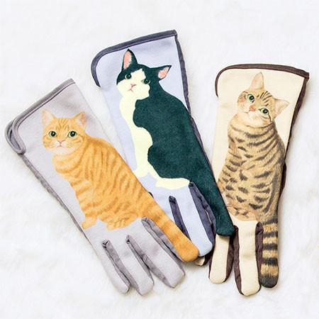 【画像】猫がしっぽをフリフリしている感じになるキャットグローブwwwwの画像(2枚目)