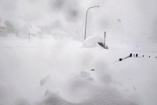 【画像】大雪のニューヨークで日常生活が大変な事になっている様子!の画像(40枚目)