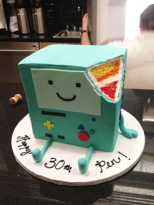 【画像】素晴らしすぎて食欲は起きないアートなケーキが凄い!!の画像(14枚目)