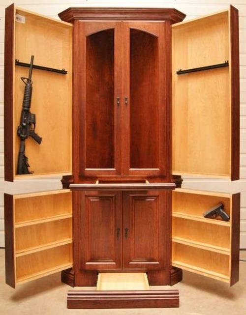 誰にも気付かれない拳銃の驚きの隠し方の画像の数々!!の画像(22枚目)