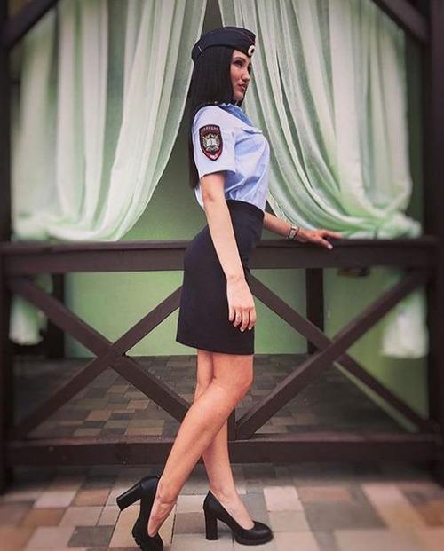 ロシアの婦警さんの画像(10枚目)