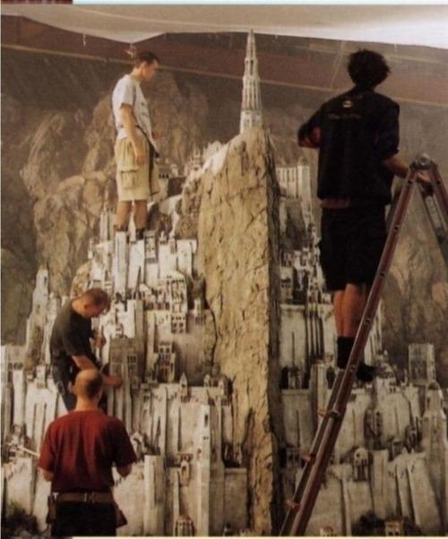 【画像】ハリウッド映画のミニチュアセットの数々が凄い!!の画像(4枚目)