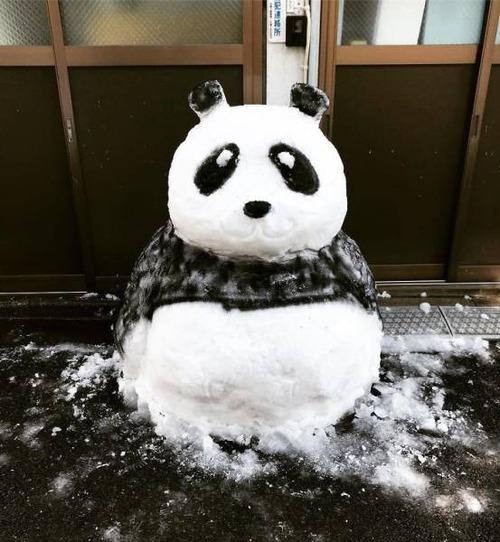 ハイクオリティな雪像の画像(32枚目)