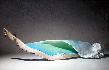 波付き流木12