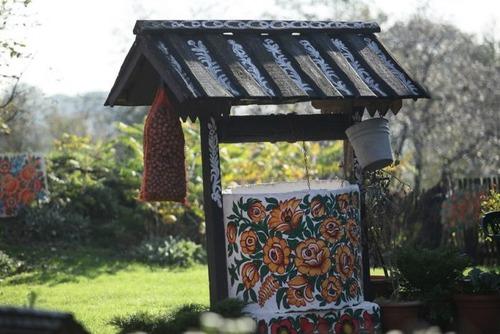 お花がプリントしてある可愛い家の画像(27枚目)