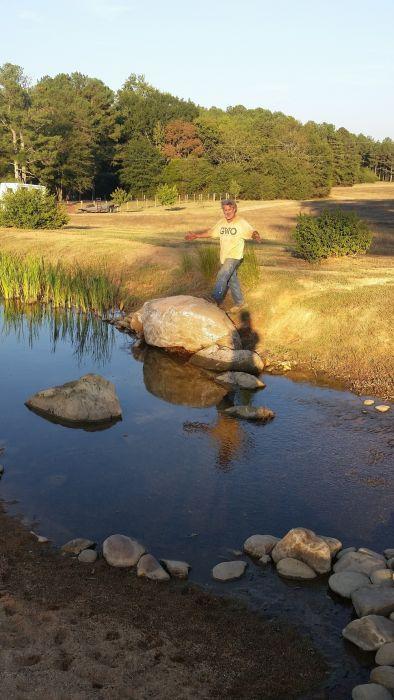 巨大な池の画像(31枚目)