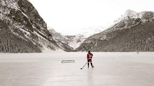 冬を楽しむカナダの人達の画像(23枚目)