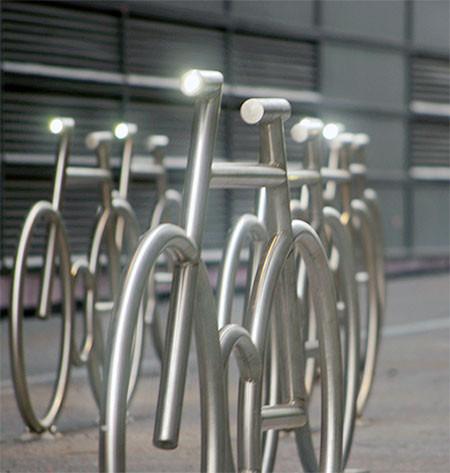 自転車の駐輪場04