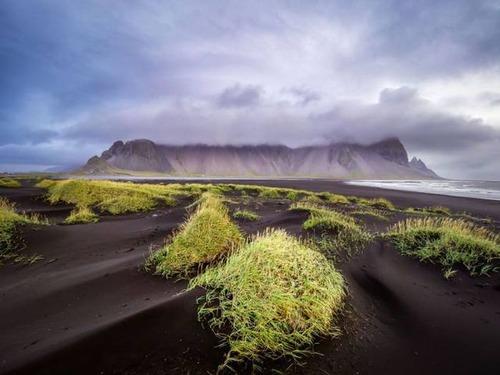 アイスランドの風景の画像(9枚目)