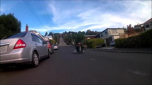 ドリフトできる三輪車7
