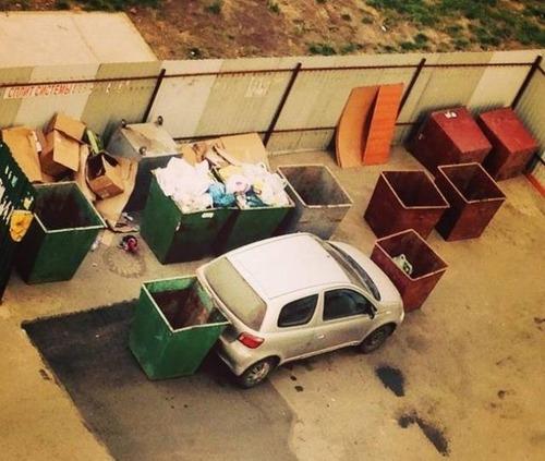 違法駐車に対する制裁の画像(3枚目)