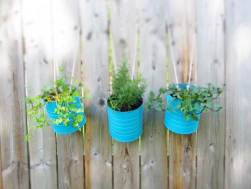 【画像】狭くても大丈夫!小さな植木が綺麗に飾れる工夫の数々!の画像(10枚目)