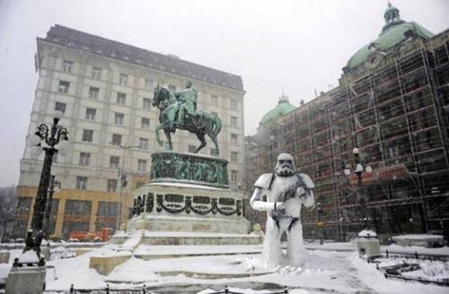 【画像】海外の雪祭りとか色々な雪像がやっぱ海外って感じで面白いwwwの画像(32枚目)