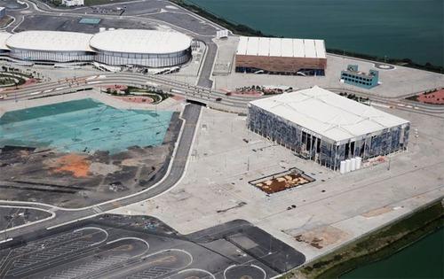 リオ・オリンピック会場の半年後の姿の画像(13枚目)