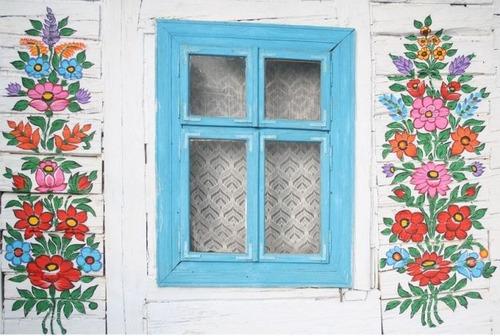 お花がプリントしてある可愛い家の画像(17枚目)