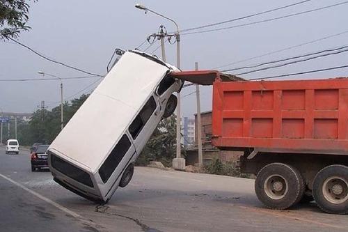 交通事故の画像(16枚目)