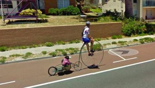 面白Googleストリートビューの画像(28枚目)