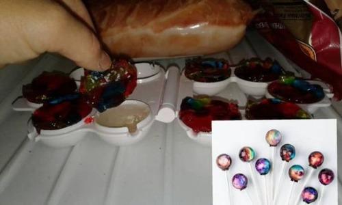 作ったお菓子と成功例の比較の画像(14枚目)
