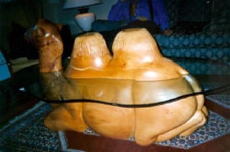 水辺に浮かぶ生物達のテーブル10