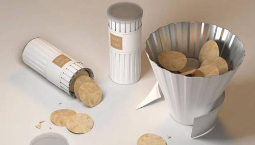 食べ物のパッケージのデザインの画像(22枚目)